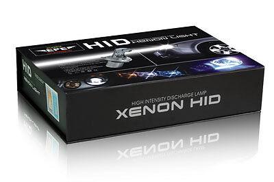 Kawasaki ER-6F /& 6N Slim Xenon HID Kit H7 6000K