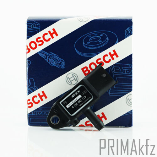 BOSCH 0 281 002 770 Abgasdrucksensor Sensor Saab 9-3 1.9 TTiD Suzuki Swift 1.3