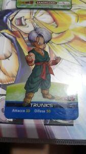 dragon-ball-lamincards-edibas-italia-serie-oro-n-41