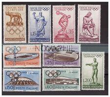 ITALIA 1960 - OLIMPIADI DI ROMA -  SERIE   NUOVA  **