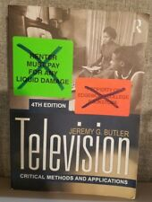 Television: critical methods and applications