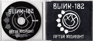 BLINK-182-After-Midnight-2011-UK-1-track-promo-CD-UNPLAYED