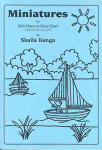 KANGA-MINIATURES-Solo-Harp-or-Harp-Duet