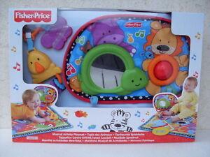 FISHER PRICE BABY PIANO CENTRO ATTIVITA/'