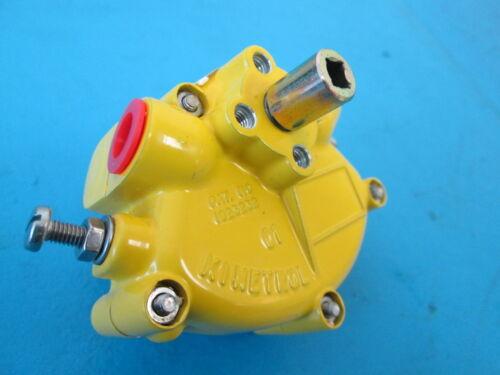Kinetrol Model 01 Actuator 100psi NEW