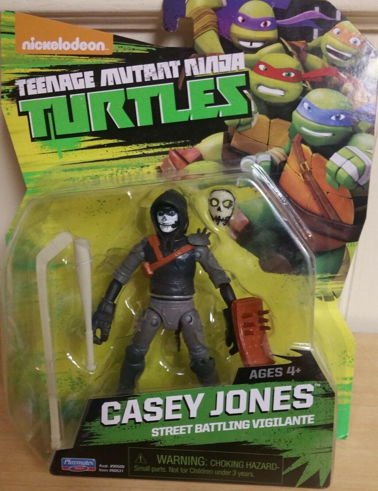 Teenage Mutant Ninja Turtles Casey Jones Action Figure Playmates Toys