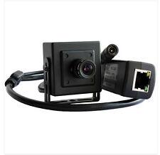 1MP Hidden SPY IP Camera HD 720p ONVIF 3.6mm Lens P2P Motion Detection H.264 POE