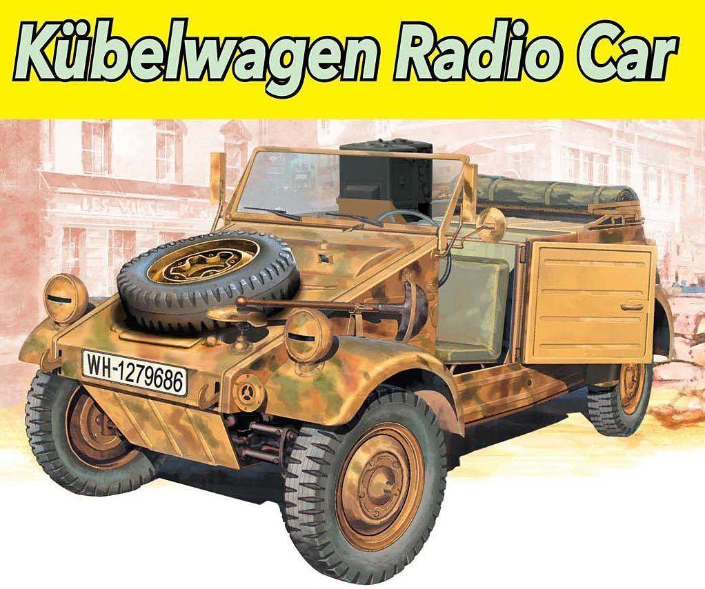 Dragon 1  3 5 6886  Coche CUBA radio car