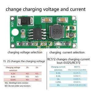 Multi-Cell Battery Charger Module Batterie Ladegerät Modul für Li-ion Akku 18650