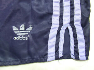 Années Short 816 Nylon Vintage Glanz Adidas D7 Pantalon Shiny Sprinter 70 gb6f7y