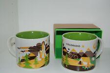 Starbucks Mug Tasse Colorado USA NEU & ORIGINAL! unbenutzt!
