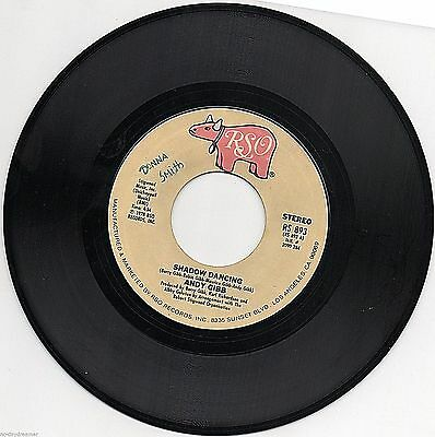 ANDY GIBB - Shadow Dancing / Let It Be Me (1978 RSO) Stereo