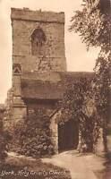 England York Holy Trinity Church