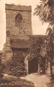 England-York-Holy-Trinity-Church