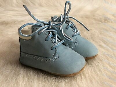 Sky Blue Crib Shoes, Leather Boots | eBay