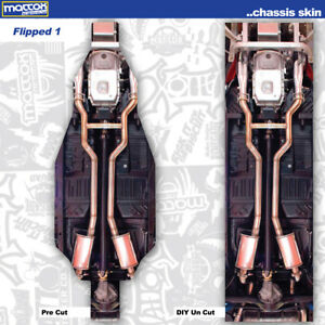 Details about ONE RC CAR 1:10 Chassis Skins 12mil- OR ONE18mil OUTDOOR  skins-Flipped