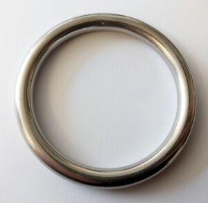 for 70mm Hose Diameter WHITE CQUIP 10-47326W ABS Round Flush Vent