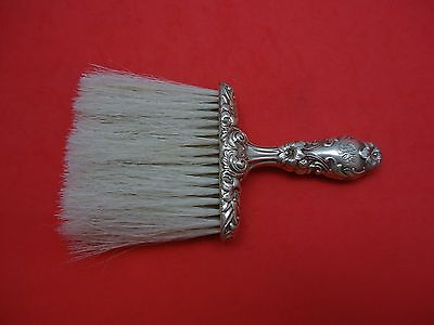 "Other Antique Furniture Lower Price with Lily By Whiting Sterling Silver Hat Brush Fat Handle 6"" Tall X 3 1/4"" Wide Hh"