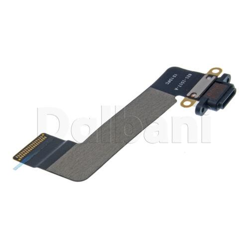 MINI1-CP-B New Replacement Charging Port Black for Apple iPad Mini 1