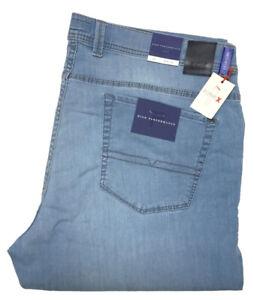 Pioneer-Thomas-Ubergroesse-Megaflex-Stretch-Jeans-Hellblau-9766-18-Konvex-2-Wahl