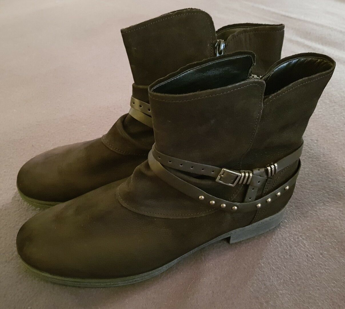 gabor stiefelette, Stiefel, Boots 42