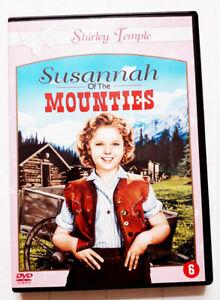 Susannah-of-the-Mounties-SHIRLEY-TEMPLE-dvd-Tres-bon-etat