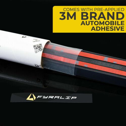 Fyralip Y22 Painted 54A Black Trunk Lip Spoiler For Subaru Legacy BL Sedan 03-09