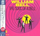 William Bell The Soul of a Bell CD 2014 & With Japanese OBI Strip