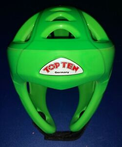 TopTen Competition Fight Casco Unisex