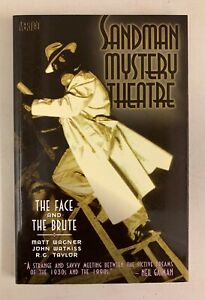 Sandman-Mystery-Theater-The-Face-And-The-Brute-Vol-2-2004-Paperback-Matt-Wagner