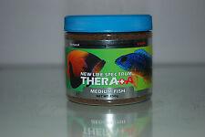 New Life Spectrum Thera  A  Medium Fish Formula 125g Tub 2mm Pellets