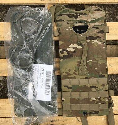 Us Army Bae Systems Specialty Defense Molle Hydration Multicam Trinkrucksack Reinigen Der MundhöHle.