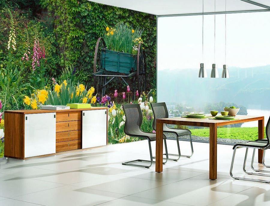 Bosque de flores flores flores 3D 2503 Impresión Papel Pared Calcomanía Pared Murales AJ Wallpaper GB 1b74cb