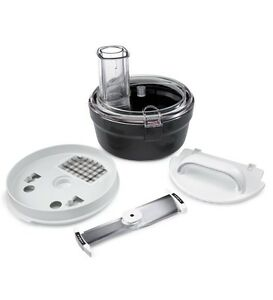 New Kitchenaid Dicing Kit Food Processor Attachment For 13