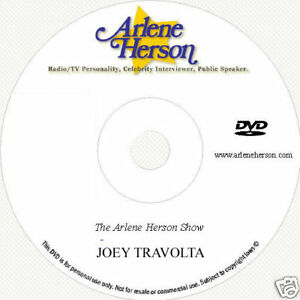 Joey-Travolta-TV-Interview-30-minutes-DVD