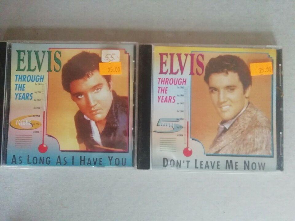 Elvis : Diverse , rock