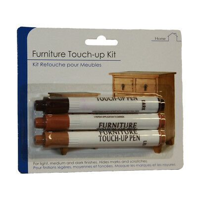 3 Pack Furniture Scratch Touch Up Markers Pen Laminate Wood Floor Repair Ebay