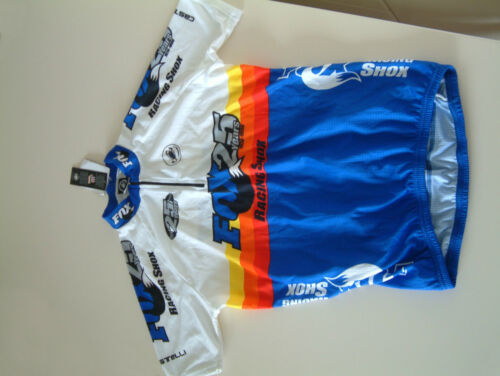 FOX 25th 25years jersey Trikot L made in USA Fahrradbekleidung