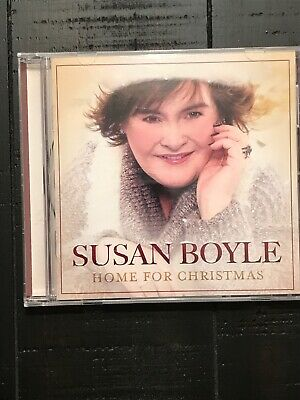 Home for Christmas by Susan Boyle (Vocals) (CD, Oct-2013