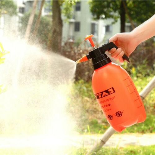 2L//3L Pressure Water Sprayer Garden Chemical Spray Bottle Handheld Spraying Pump