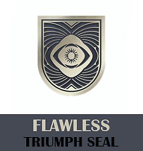 Destiny 2 FLAWLESS Triumph Seal FULL PC,PS4,XBOX