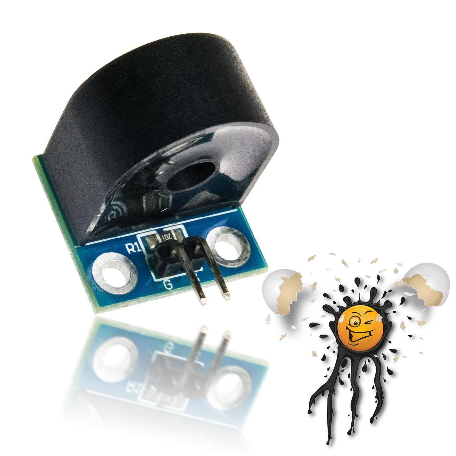 Sensore di corrente AC SCT-013 0-30A 0-1V ADC non invasivo sensore di corrente per Arduino ESP8266