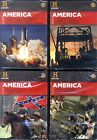 AMERICA Serie Completa Documentari History Channel LOTTO 4 DVD NEW Sigillato