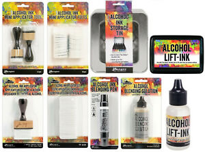 Tim-Holtz-Ranger-Alcohol-Ink-Tools-Felts-amp-Storage-Tin