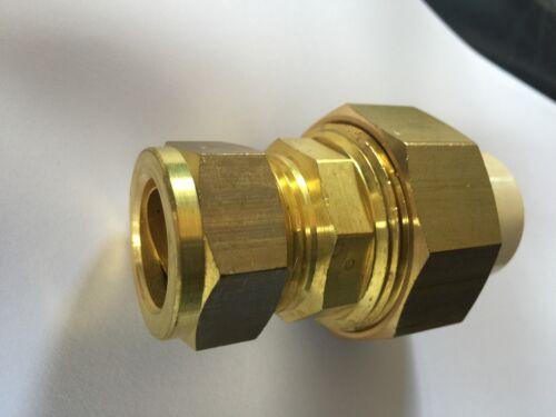 Friatherm Übergangs Verschraubung 25mm Friatherm x 22mm Kupferrohr//Edelstahlrohr