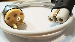 Pita Pot Oven Power Cord Cable Plug 110v High Temperature