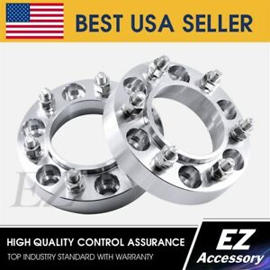 details about hub centric wheel adapters 6x4 5 spacers 1 5\