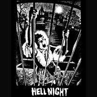 Hell Night T-Shirt * Thriller, Horror Movie Shirt