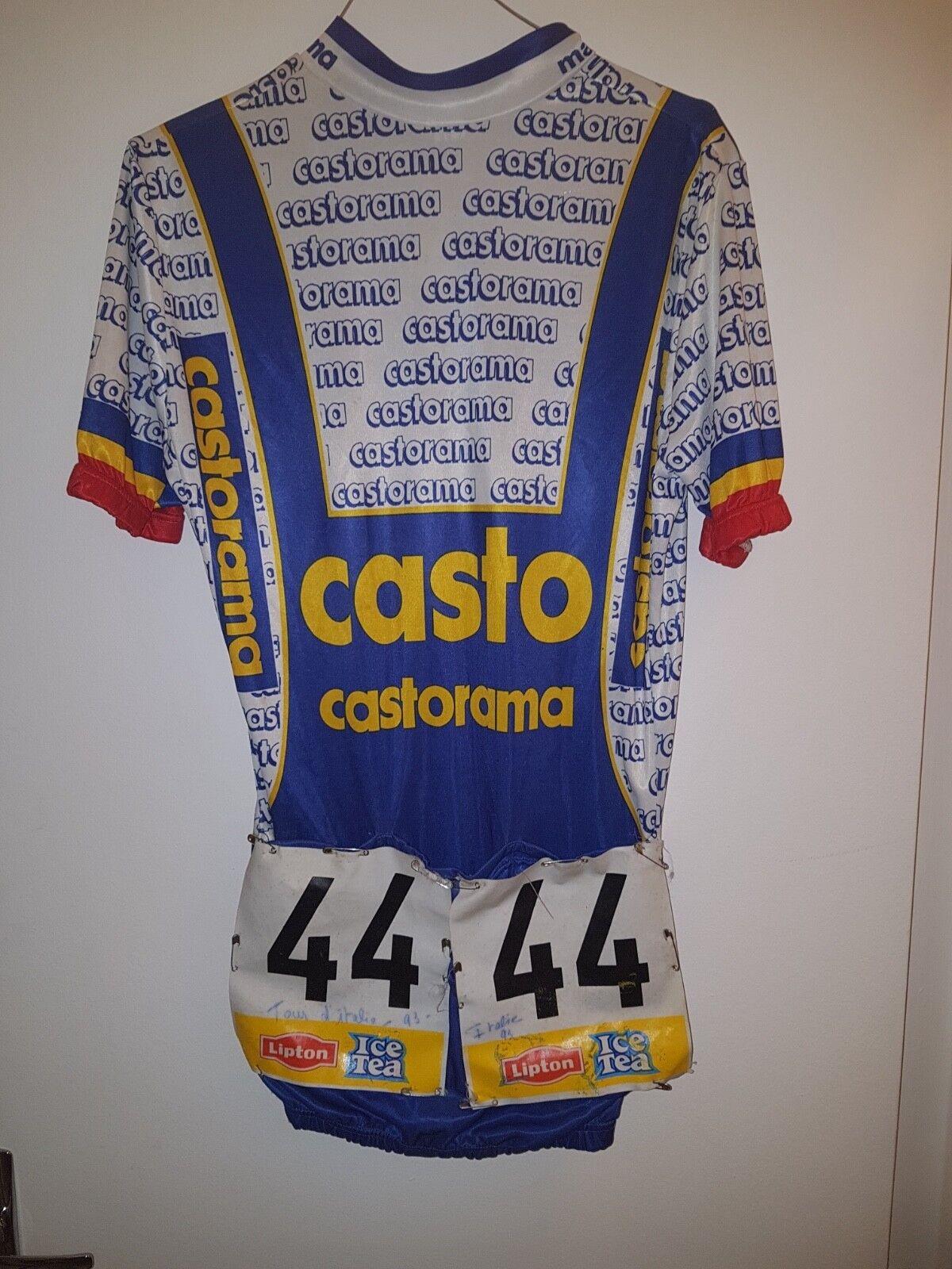 Maillot cycliste MAGNIEN team issue suit tour de france cycling jersey radtrikot
