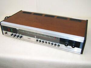 Old-GDR-Radio-Proxima-415-Quadro-With-Tuner-And-Amplifier-Cult-Retro-Design